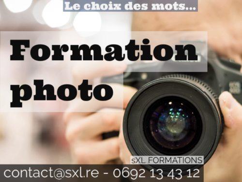 Image formation photo - Ile de La Réunion