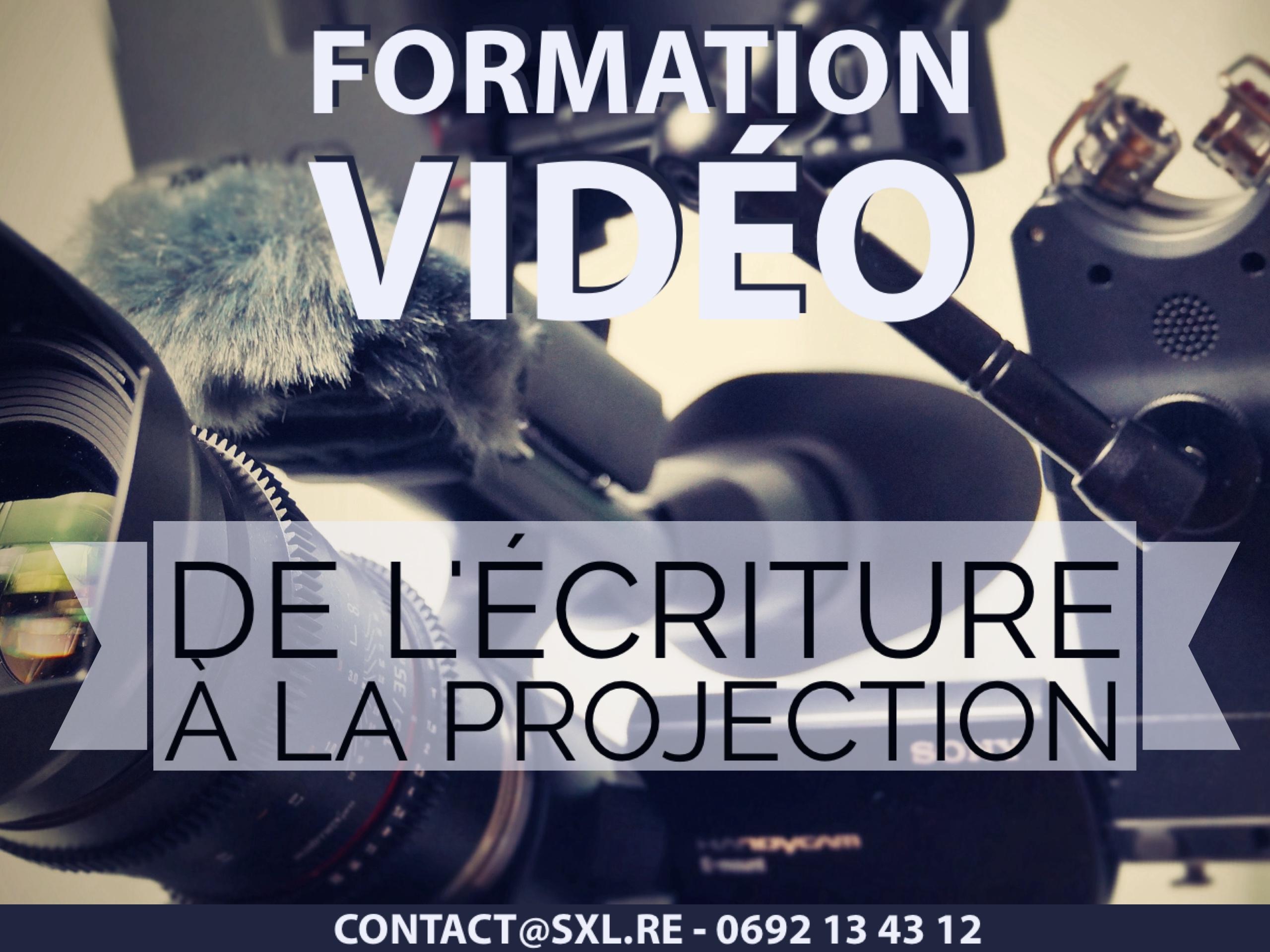 Image formation vidéo - Ile de La Réunion