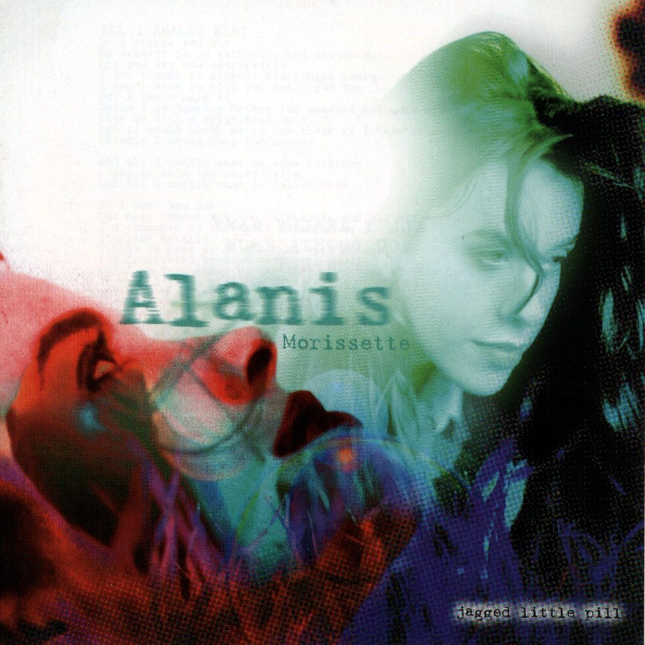 Alanis Morissette - Hand in my pocket