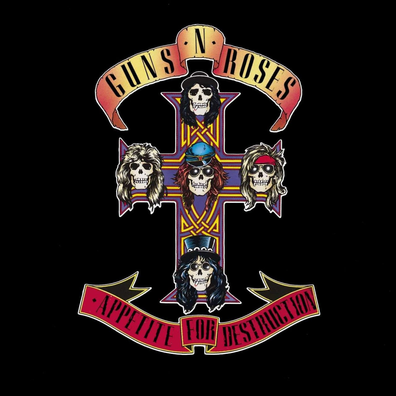 Gun's and Roses - Welcome to the Jungle