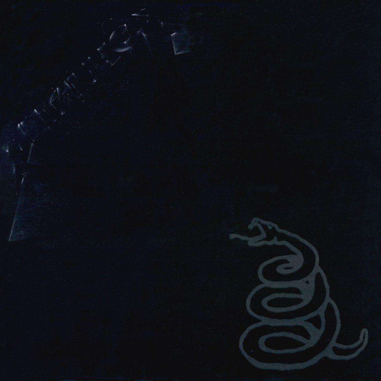 Metallica - Black Album