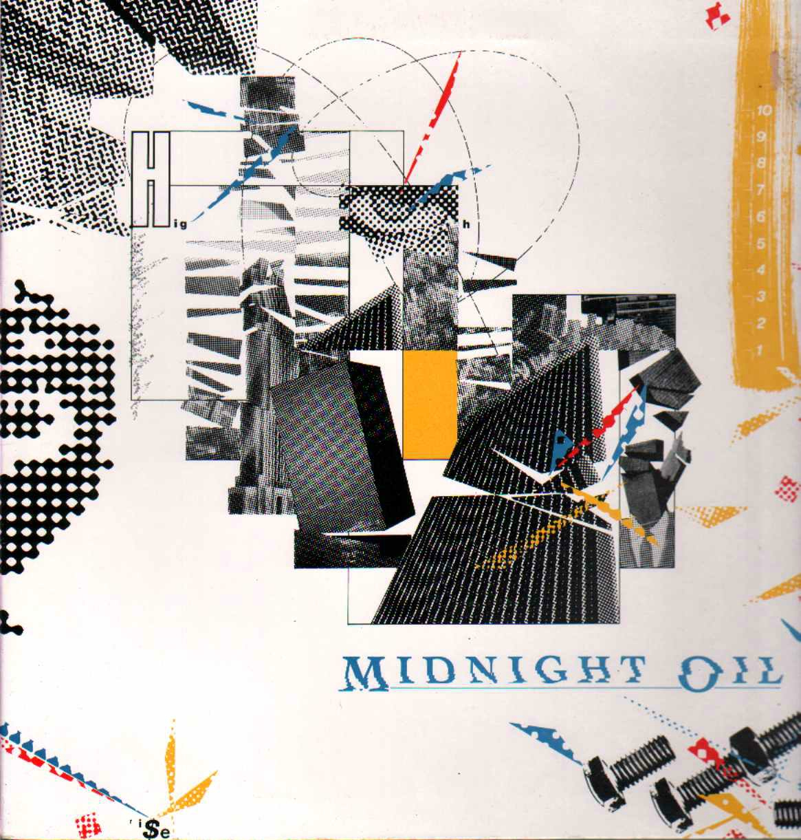Midnight Oil - Read about it