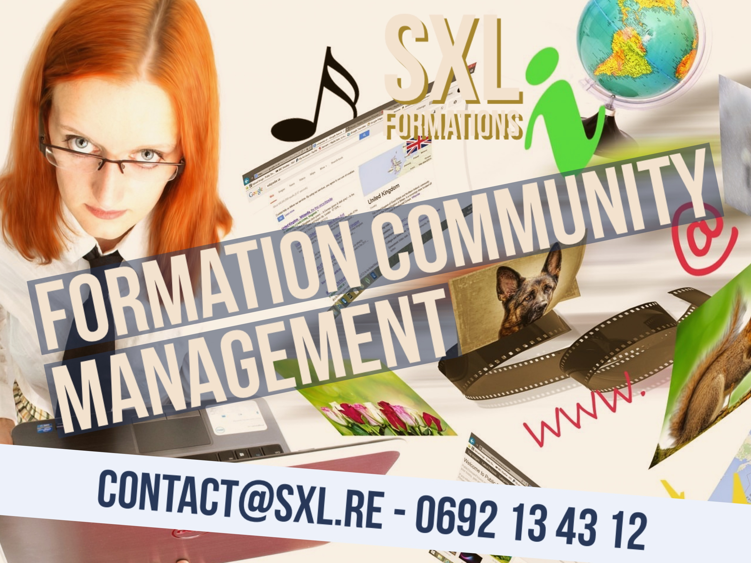Image formation community manager - Ile de La Réunion
